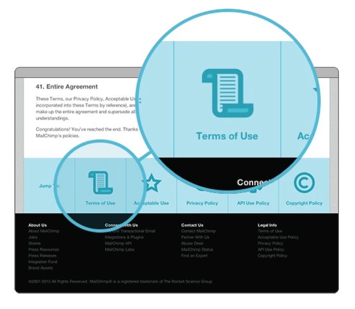The UX Reader: книга о работе UX-команды MailChimp [часть 2] - 3