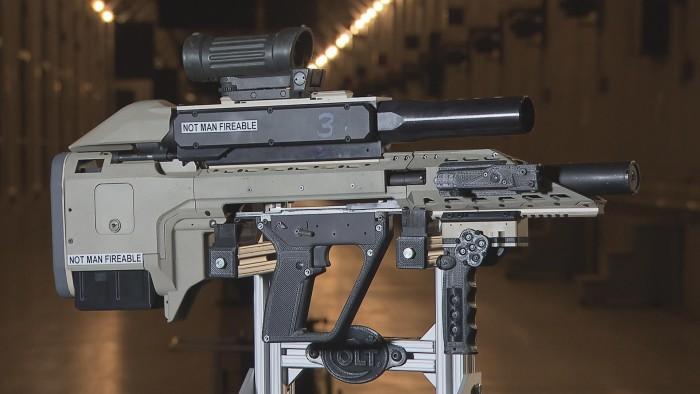 Канадская винтовка следующего поколения - 1