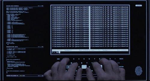 Компьютерные интерфейсы в кино — эволюция воображения - 15
