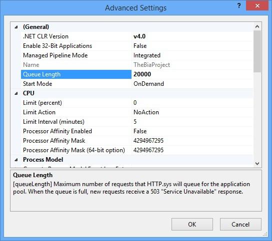 Оптимизация ASP.NET — практические советы по работе с IIS - 4