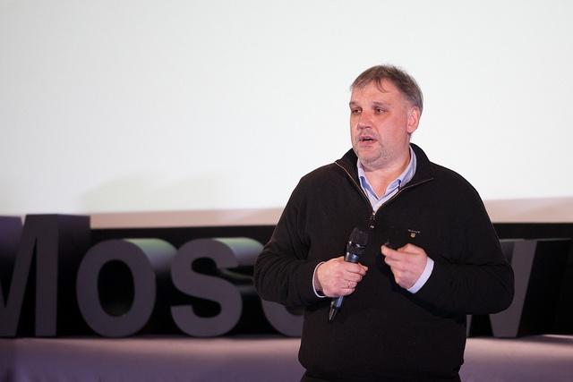 Репортаж «Мегамозга» с конференции TEDx Moscow - 11