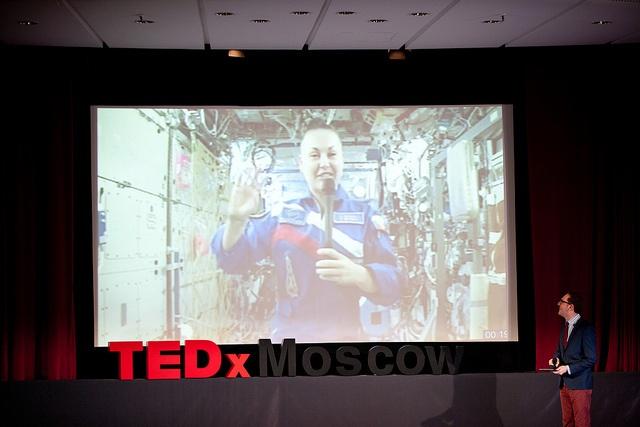 Репортаж «Мегамозга» с конференции TEDx Moscow - 12