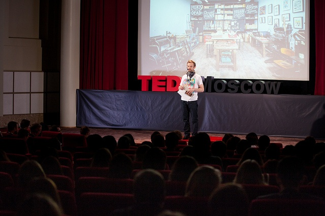 Репортаж «Мегамозга» с конференции TEDx Moscow - 13