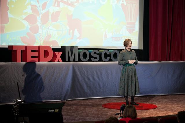 Репортаж «Мегамозга» с конференции TEDx Moscow - 14