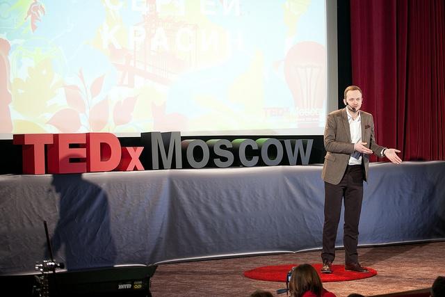 Репортаж «Мегамозга» с конференции TEDx Moscow - 15