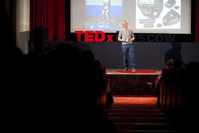 Репортаж «Мегамозга» с конференции TEDx Moscow - 5