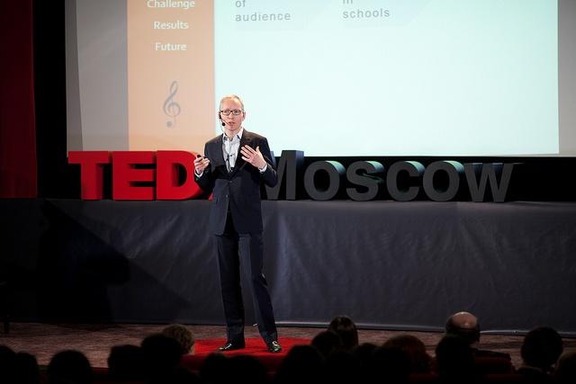 Репортаж «Мегамозга» с конференции TEDx Moscow - 6