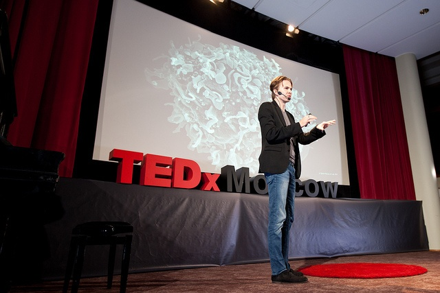 Репортаж «Мегамозга» с конференции TEDx Moscow - 8