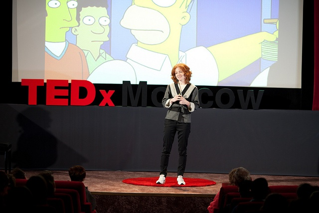 Репортаж «Мегамозга» с конференции TEDx Moscow - 9
