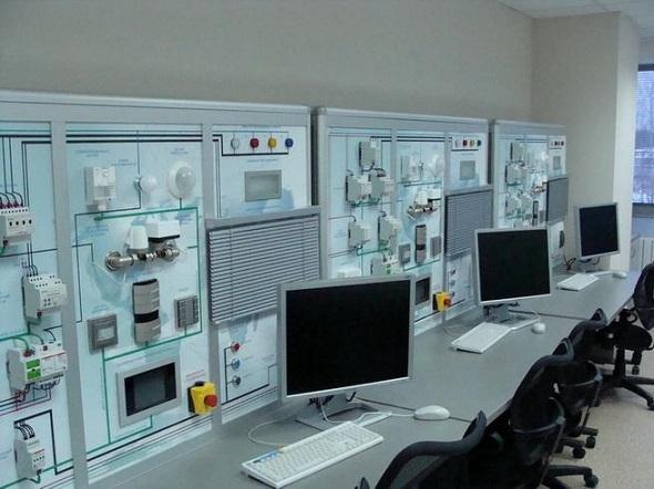 Университеты умных домов: как технологии iRidium mobile используются в образовании - 9