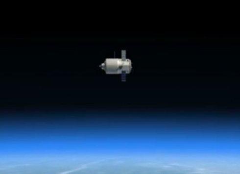 Затоплен последний космический грузовик Европейского космического агентства (ВИДЕО)