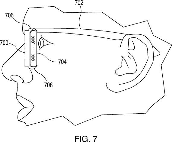В заявке, поданной Apple, описана возможность вывода на экран нескольких изображений