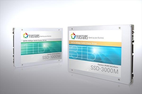 В SSD-3000M используется 19-нанометровая флэш-память типа MLC NAND