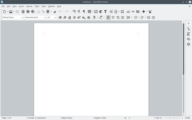 LibreOffice 4.4 рулит - 2
