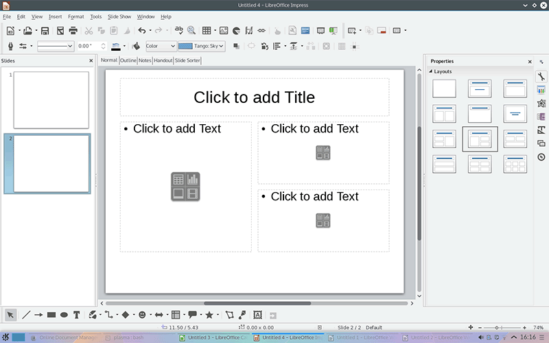 LibreOffice 4.4 рулит - 5