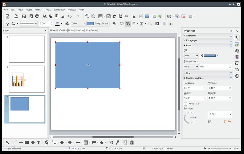LibreOffice 4.4 рулит - 6