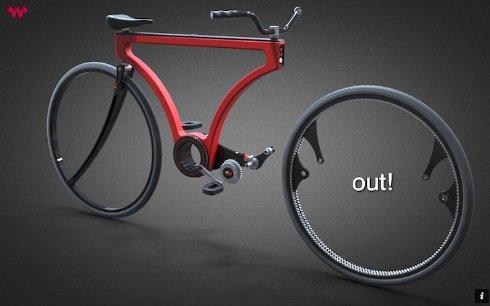 Как выглядит велосипед 21 го века
