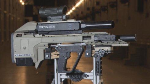 Канадская армия получит винтовку следующего поколения