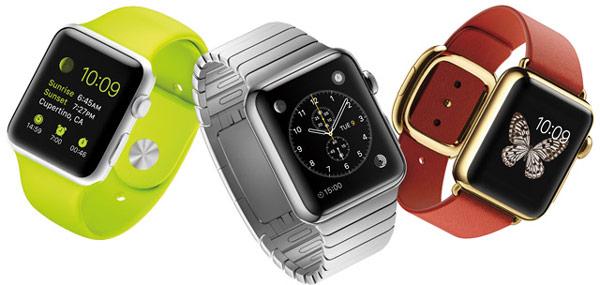 Цены на модель Apple Watch Sport начинаются с $349