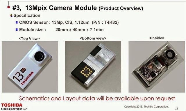 Первые камера-модули для модульного смартфона Project Ara - 4