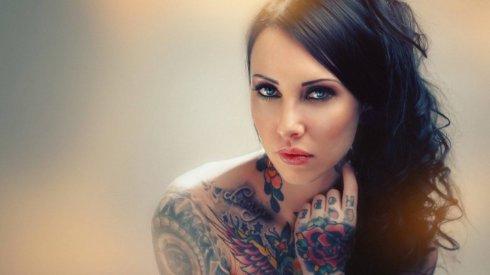 Татуировки можно удалить с помощью специального крема,   ученые