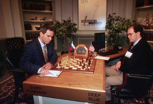 Каспаров против Deep Blue. Часть IV: Нью-Йоркские тайны - 5