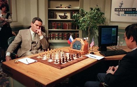 Каспаров против Deep Blue. Часть IV: Нью-Йоркские тайны - 1