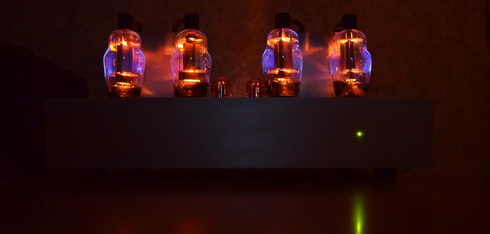 Ламповый усилитель - 1