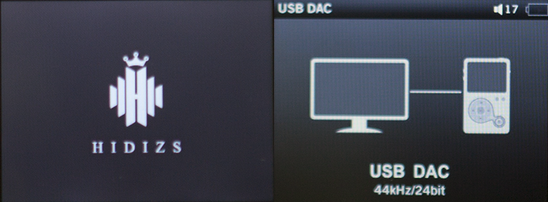 Появилась поддержка USB-DAC у Hidizs AP100 - 1