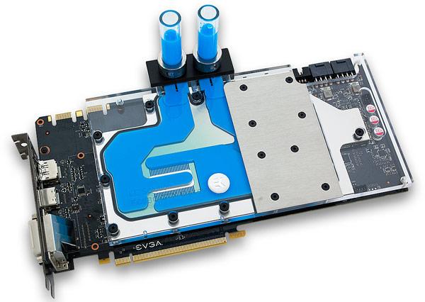 Водоблок EK-FC980 GTX Classy относится к категории водоблоков с полным покрытием
