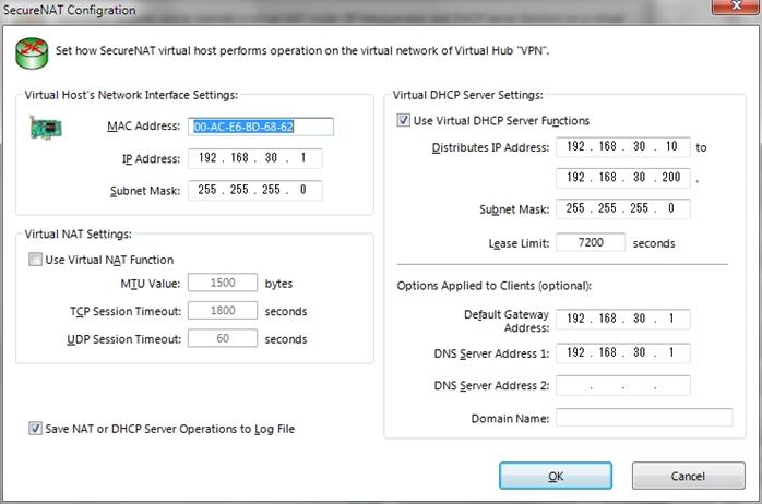 NAS + SoftetherVPN=универсальный VPN сервер - 11