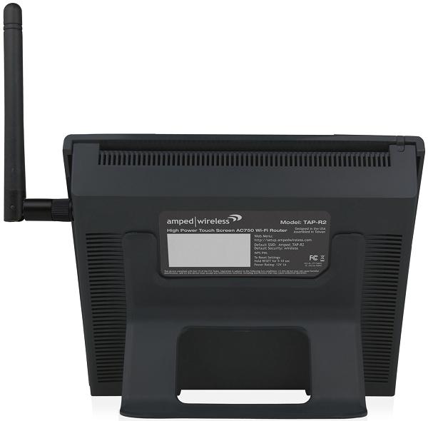 Маршрутизатор Amped Wireless TAP-R2 управляется с помощью стилуса - 2