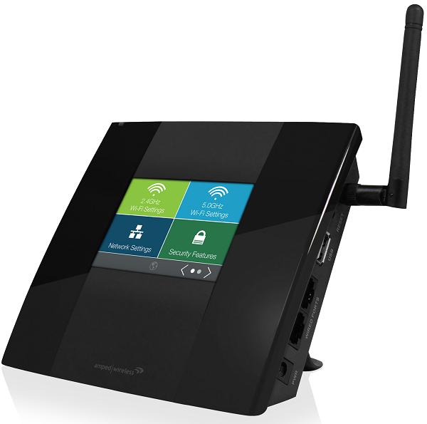 Маршрутизатор Amped Wireless TAP-R2 управляется с помощью стилуса - 1