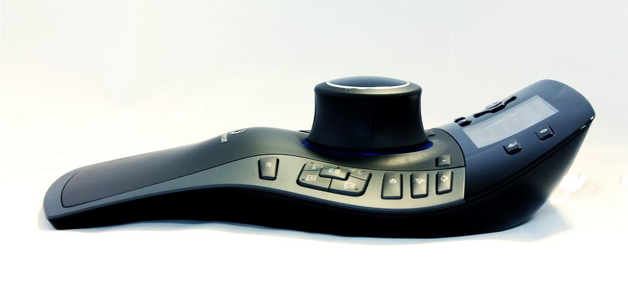 Тест 3D-манипулятора SpacePilot Pro - 2