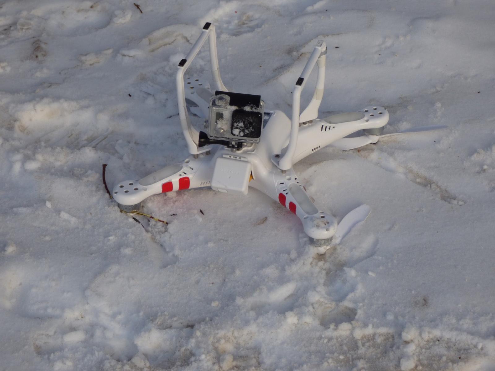 Три бюджетных квадрокоптера с камерами в историческом музее «Коломенское» - 3