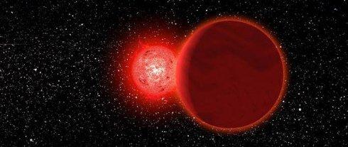 70 000 лет назад в Солнечной системе было две звезды