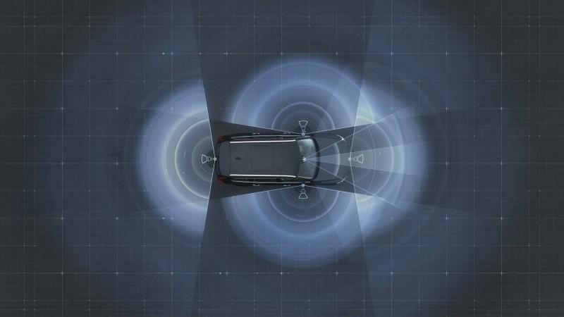 Volvo закончила проектирование беспилотного автомобиля - 7