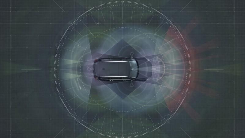 Volvo закончила проектирование беспилотного автомобиля - 1