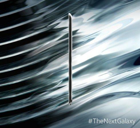Появилось первое официальное изображение Galaxy S6 (ФОТО)