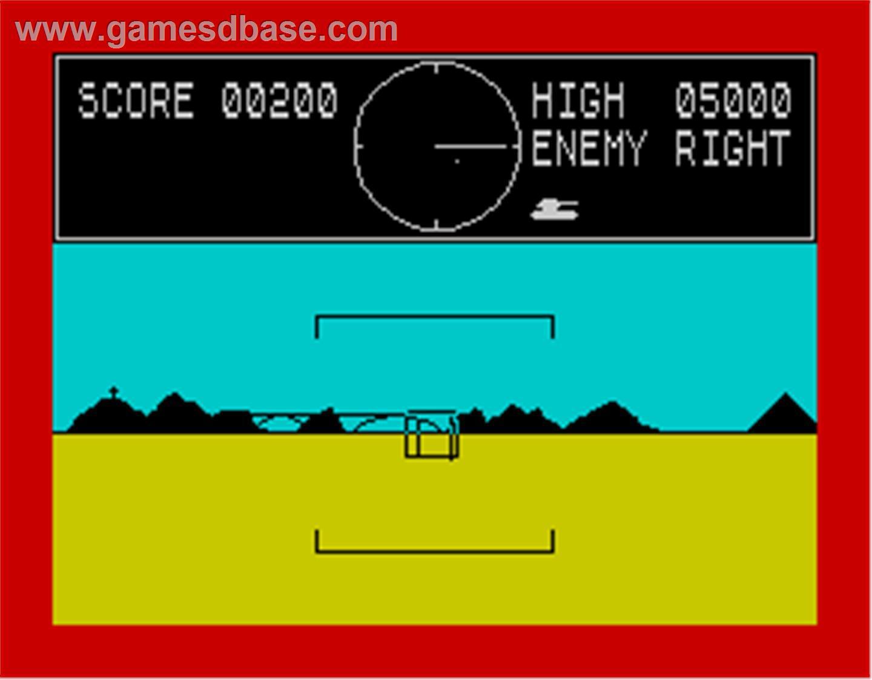 Танки на ZX Spectrum - 5