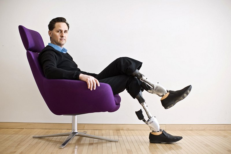 Киборгизация против инвалидности - 2