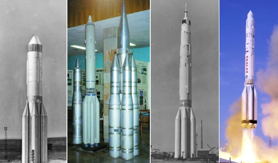 Перековать мечи на летала или как стали мирными боевые ракеты - 12