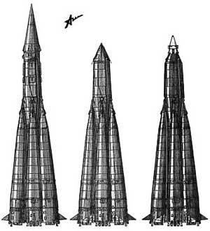 Перековать мечи на летала или как стали мирными боевые ракеты - 4
