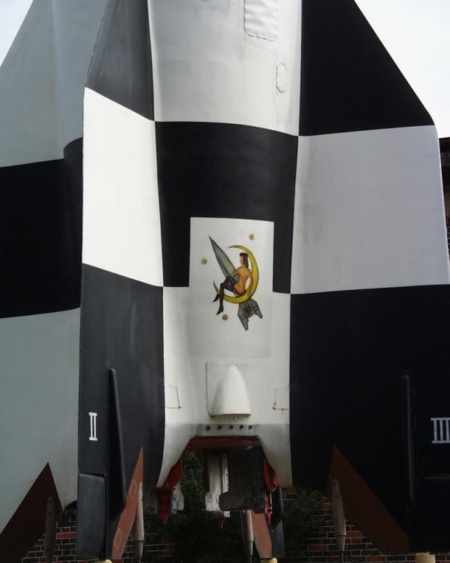 Перековать мечи на летала или как стали мирными боевые ракеты - 1