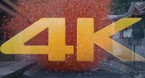 Продажи 4Кtv телевизоров вырастут на 700%