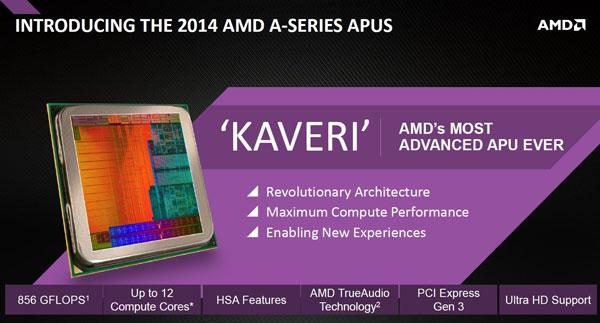 AMD рассматривает возможность выпуска настольной версии APU Carrizo