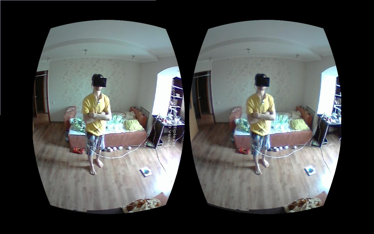 «Выход из тела» на несколько дней при помощи Oculus Rift - 1