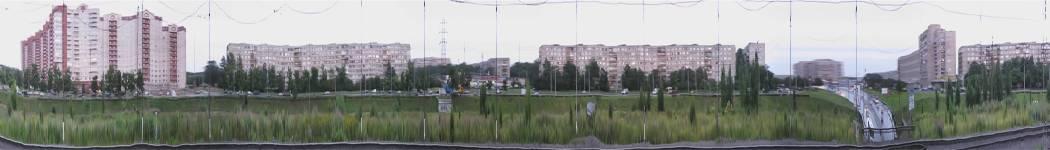 Ekspozzer — создание панорамы из видео, усреднение видеопотока - 32