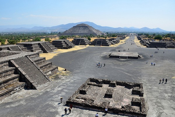 Древние города развивались по тем же математическим законам, что и современные - 1