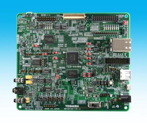 В состав наборов Toshiba RBTZ2100-1MA и RBTZ2100-2MA входят платы с процессорами TZ2102